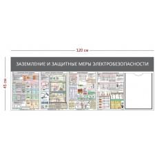 Стенд «Заземление и защитные меры электробезопасности»