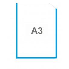 Карман А3 вертикальный
